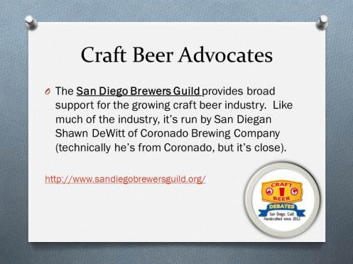 Craft beer san diego s other innovation economy craft for Craft beer guild san diego